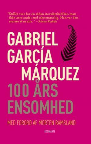 100 års Ensomhed - Gabriel García Márquez - Bog