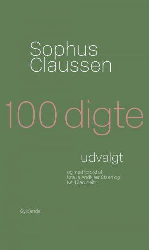100 Digte - Sophus Claussen - Bog