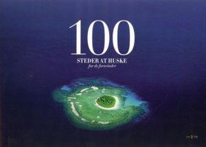 100 Steder At Huske Før De Forsvinder - Ulla Kayano Hoff - Bog