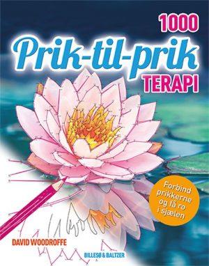 1000 Prik Til Prik - Terapi - David Woodroffe - Bog