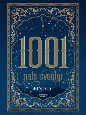 1001 Nats Eventyr Bind 15 - Diverse Forfattere - Bog