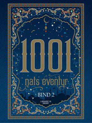 1001 Nats Eventyr Bind 2 - Diverse Forfattere - Bog
