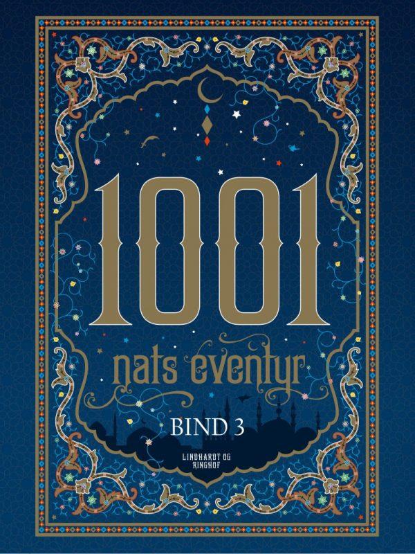 1001 Nats Eventyr Bind 3 - Diverse - Bog