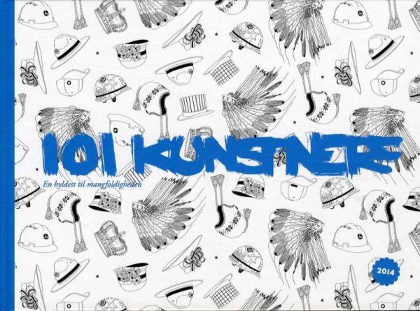 101 Kunstnere 2014 - Tom Jørgensen - Bog