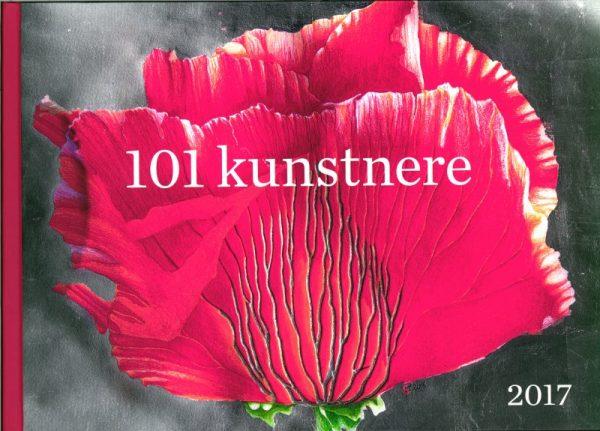 101 Kunstnere 2017 - Tom Jørgensen - Bog