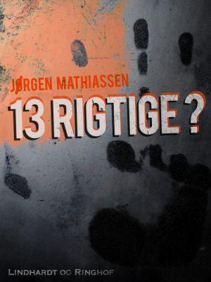 13 rigtige? (E-bog)