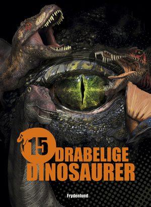 15 drabelige dinosaurer (Bog)