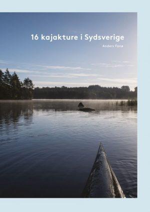 16 Kajakture I Sydsverige - Anders Fanø - Bog