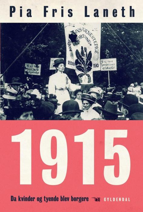 1915 - Da kvinder og tyende blev borgere (E-bog)