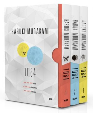 1q84 Bog 1-3 () - Haruki Murakami - Bog