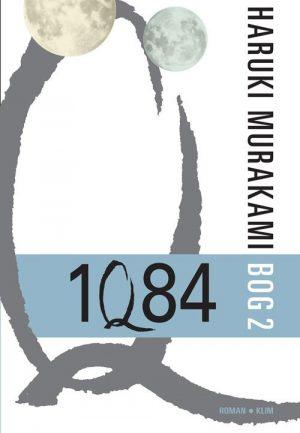 1q84 Bog 2 - Haruki Murakami - Cd Lydbog