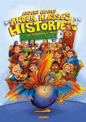 2. Klasses historier (Bog)