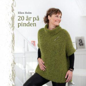 20 år På Pinden - Ellen Holm - Bog