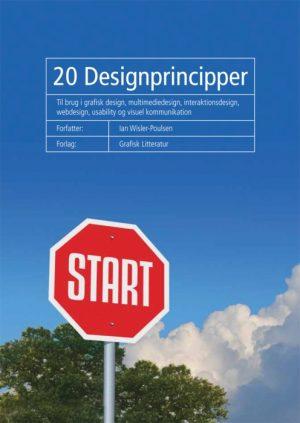 20 Designprincipper (Bog)