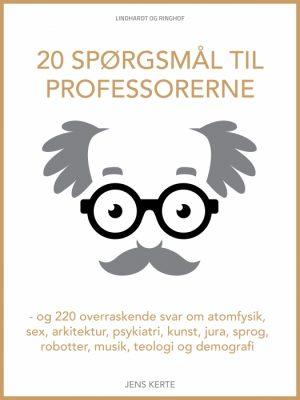 20 spørgsmål til professorerne (E-bog)