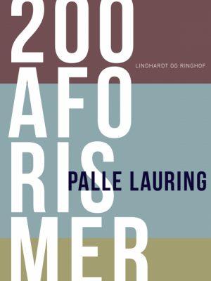 200 aforismer (E-bog)