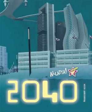 2040 - Debora Hansen Kleist - Bog