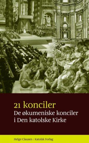 21 Konciler - Helge Clausen - Bog