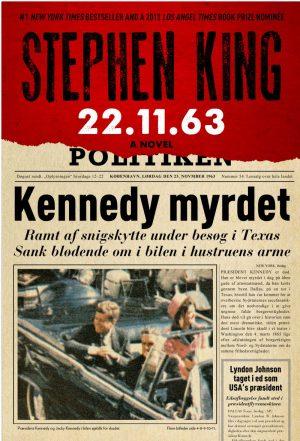 22.11.63 - Stephen King - Bog