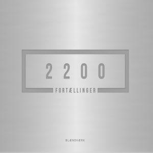 2200 FORTÆLLINGER (Bog)