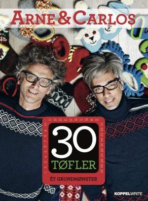 30 Tøfler - Arne & Carlos - Bog