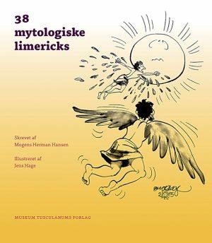 38 mytologiske limericks (Bog)
