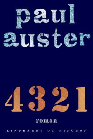 4 3 2 1 - Paul Auster - Bog