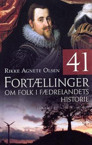 41 Fortællinger om folk i fædrelandets historie (Lydbog)