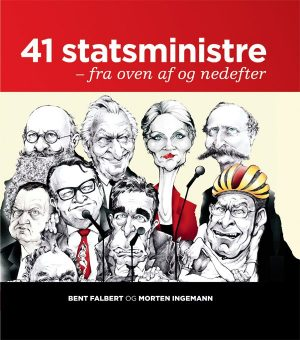 41 Statsministre - Morten Ingemann - Bog
