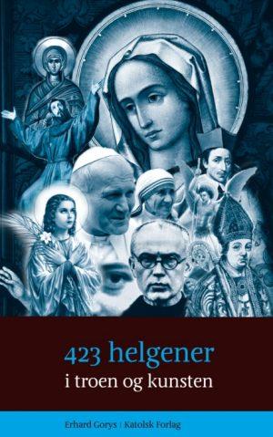 423 helgener i troen og kunsten (Bog)