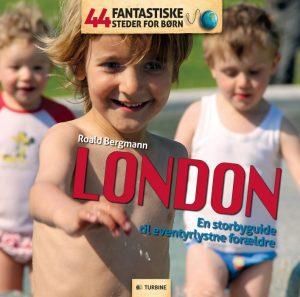 44 fantastiske steder for børn - London (E-bog)