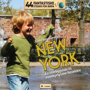 44 fantastiske steder for børn - New York (E-bog)