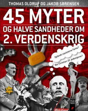 45 myter og halve sandheder om 2. Verdenskrig (E-bog)