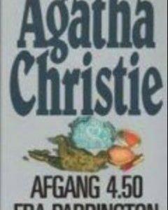 4:50 Fra Paddington - Agatha Christie - Bog