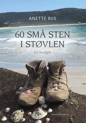 60 Små Sten I Støvlen - Anette Riis - Bog