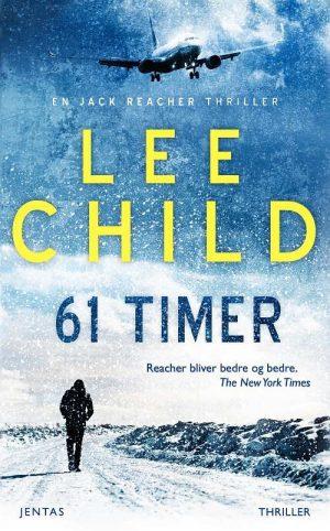 61 Timer - Lee Child - Bog