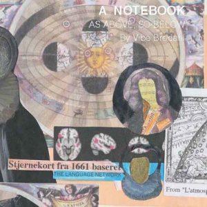 A Notebook - Vibe Bredahl - Bog