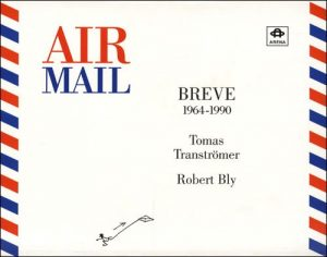 Air Mail - Tomas Tranströmer - Bog