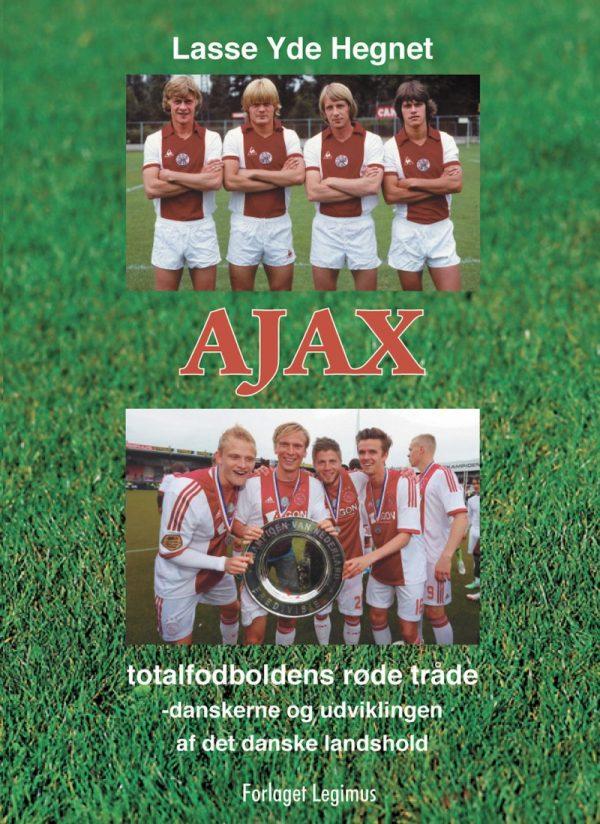 Ajax - Lasse Yde Hegnet - Bog