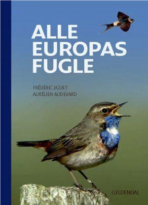 Alle Europas fugle (Bog)
