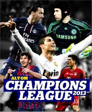 Alt Om Champions League 2013 - Steffen Gronemann - Bog