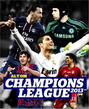 Alt om Champions League 2013 (Bog)