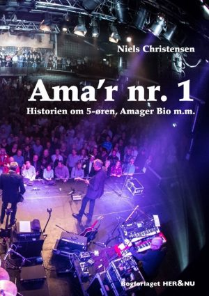 Ama´r Nr. 1 - Niels Christensen - Bog