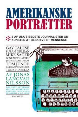 Amerikanske Portrætter - Jonas Langvad Nilsson - Bog