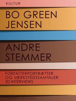 Andre Stemmer - Bo Green Jensen - Bog