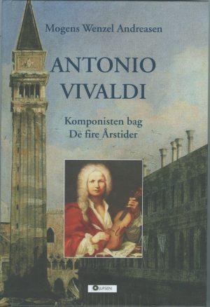 Antonio Vivaldi - Mogens Wenzel Andreasen - Bog