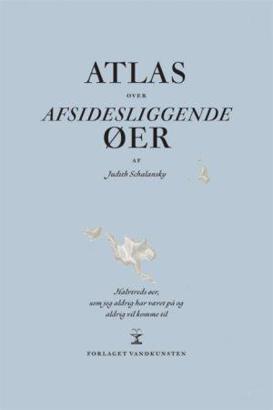 Atlas over afsidesliggende øer (Bog)