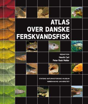 Atlas over danske ferskvandsfisk (Bog)