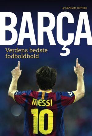 Barca - Verdens bedste fodboldhold (E-bog)