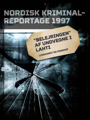 """""""Belejringen"""" af undvegne i Lahti (E-bog)"""